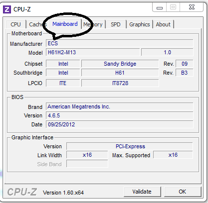 How Do I Find Out What Motherboard I Have